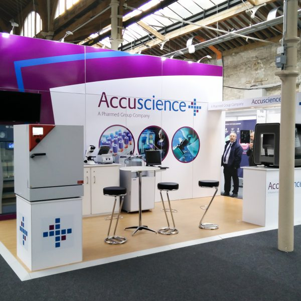 Accuscience at Biomedica 2016