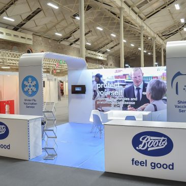 Boots at 50 Plus Expo 2016