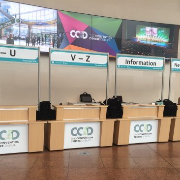 CCD registration branding at Physiology 2016