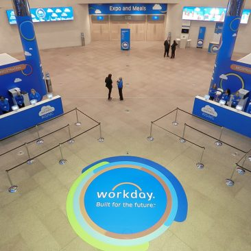 CCD registration branding at Workday Rising 2015