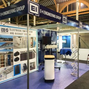 EI Engineering at Datacentres Ireland 2015