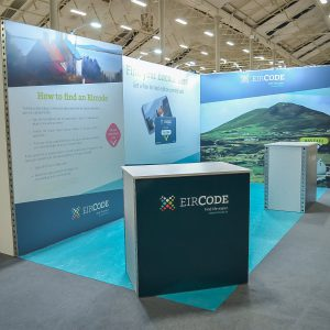 Eircode at 50 Plus Expo 2016