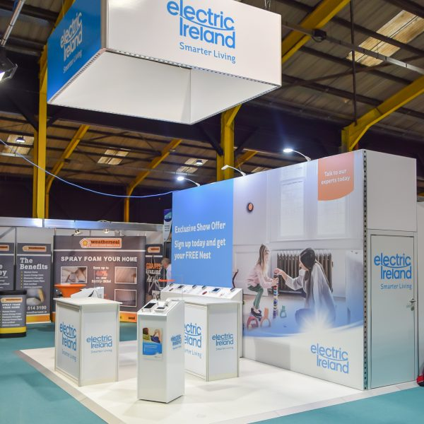 Electric Ireland at Ideal Homes 2016