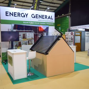 Energy General at Ideal Homes 2016