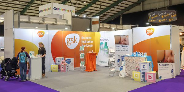 GSK at Pregnancy & Baby Fair 2016