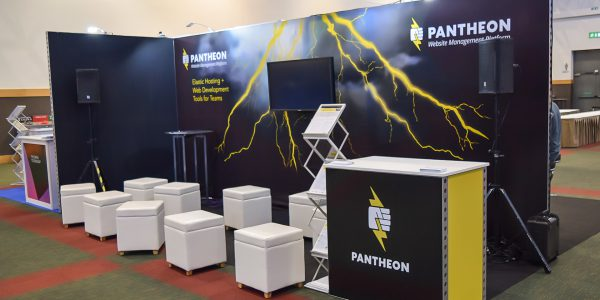Pantheon at Drupalcon 2016