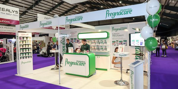 Pregnacare at Pregnancy & Baby Fair 2016