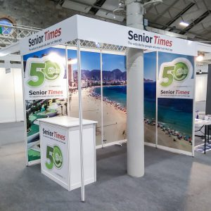 Senior Times at 50 Plus Expo 2016