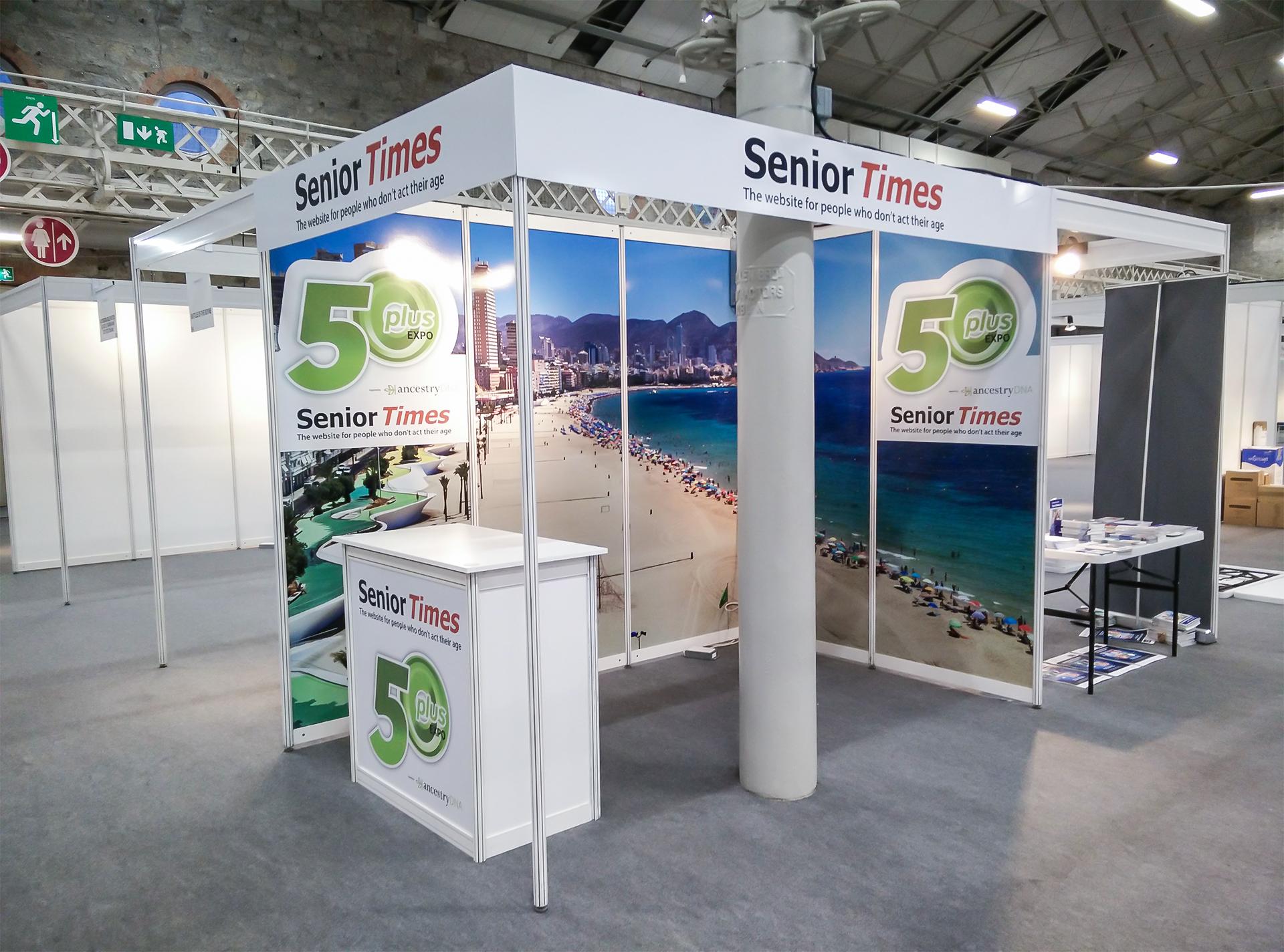 Exhibition Shell Scheme Hire : Shell scheme gallery exhibition stands exhibit sixty