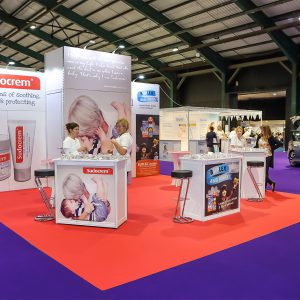 Sudocrem at Pregnancy & Baby Fair 2016