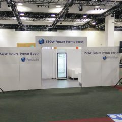 VIP area at SSOW 2016