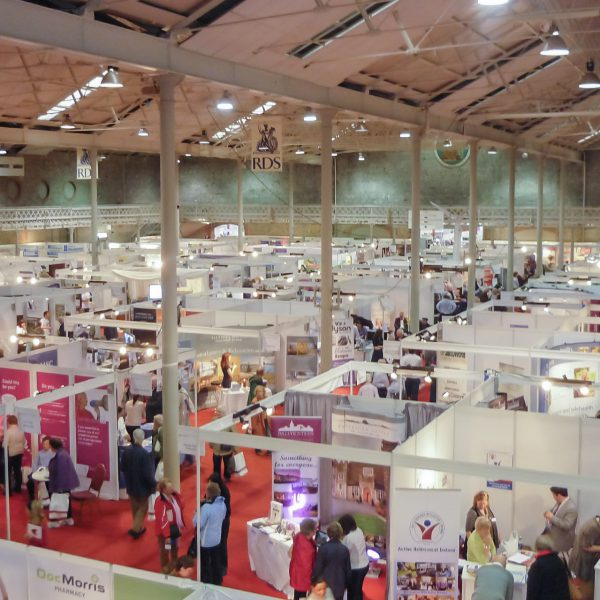 Over 50s Show, RDS