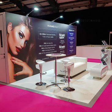 ABT Insurance at Irish Beauty Show 2020
