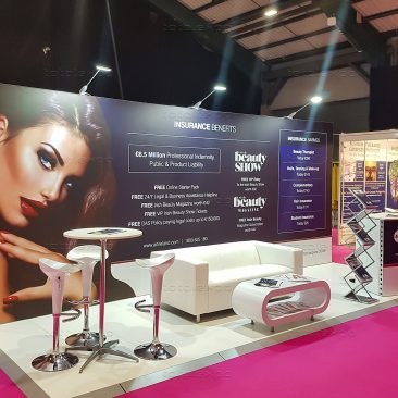 ABT at Irish Beauty Show 2019