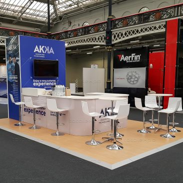 AKKA at Airline MRO Olympia 2019