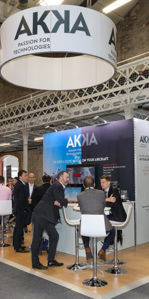 AKKA at Aviation Summit 2018