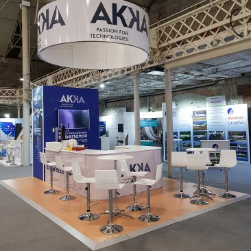 AKKA at Aviation Summit 2019