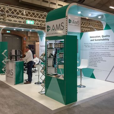 AMS at Architecture Expo 2019