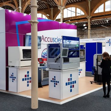 Accuscience at Biomedica 2018