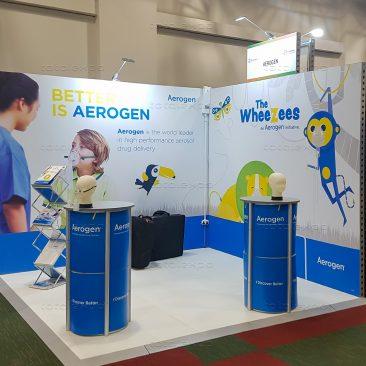 Aerogen at Europaediatrics 2019