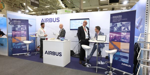 Airbus at Aviation Summit 2018