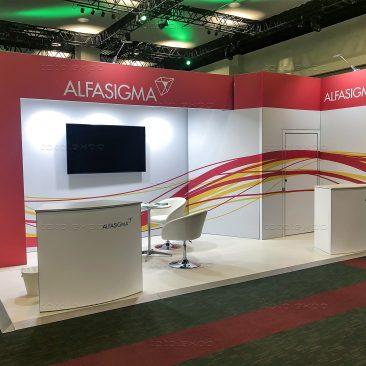 Alfasigma at Europaediatrics 2019