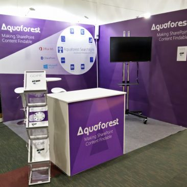 Aquaforest at Sharepoint 2017