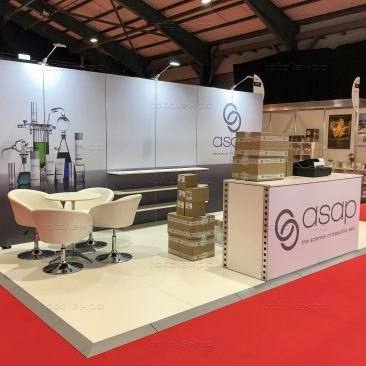 Asap at Professional Beauty Ireland 2019