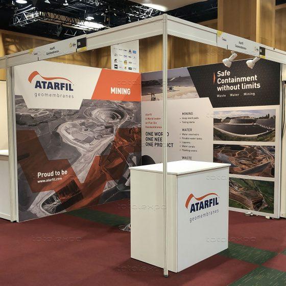 Atarfil at European Mining Convention 2019