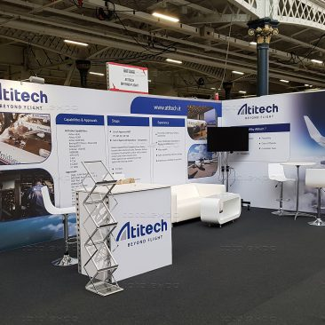 Atitech at Airline MRO Olympia 2019