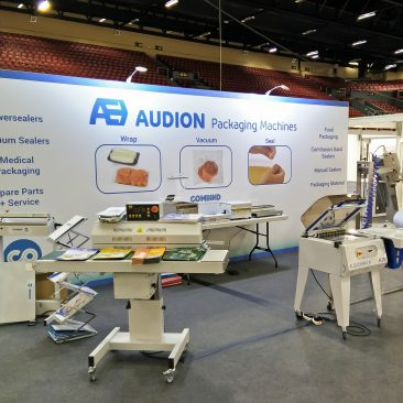 Audion at Food & Drink 2017