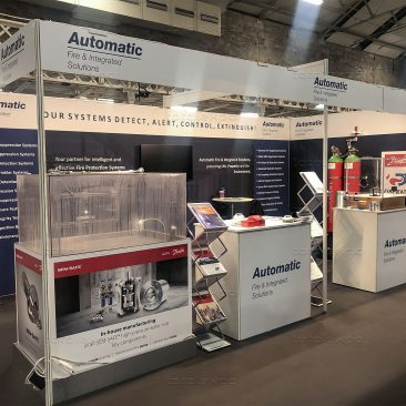 Automatic Fire & Integrated Solutions at Datacentres 2019