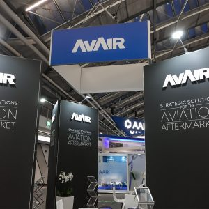AvAir at MRO Europe 2018
