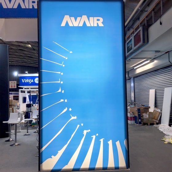 AvAir at MRO Europe 2018