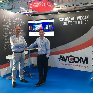 Avcom at Connect17