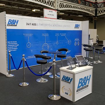 B&H at Airline MRO Olympia 2019