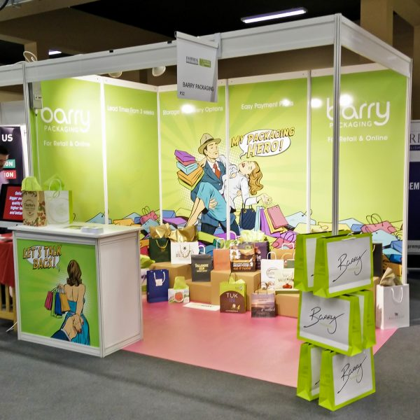 Barry Packaging at Food & Drink 2017