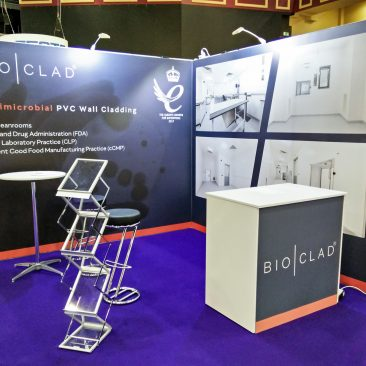 Bioclad at Manufacturing Expo 2018