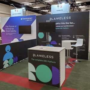 Blameless at Usenix Srecon 2019