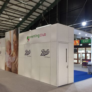 Boots at Pregnancy & Baby Fair October 2019