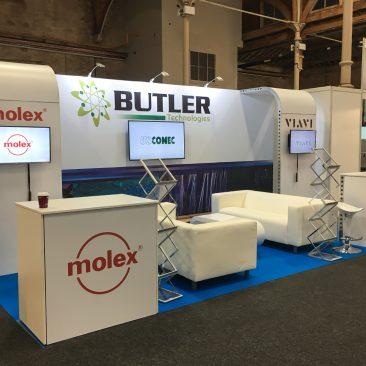 Butler Tech at Datacentres 2017