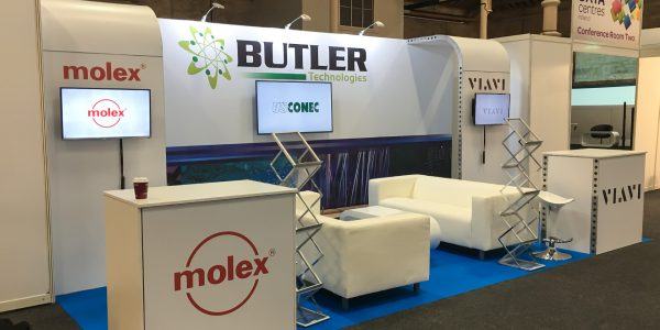 Butler Tech at Datacentres 2017