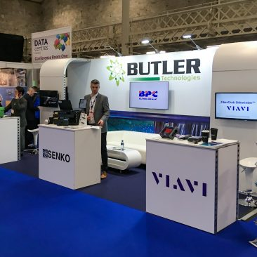 Butler Tech at Datacentres 2018