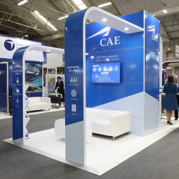 CAE Parc Aviation at Aviation Summit 2018