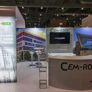 Cemrock at Futurebuild 2019