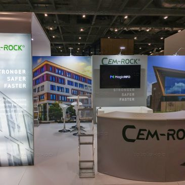 Cemrock at Futurebuild 2019