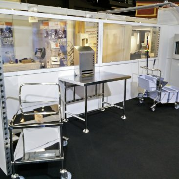 Cleanroom at Manufacturing Expo 2018