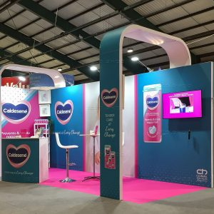 Clonmel Healthcare at Pregnancy & Baby Fair October 2019