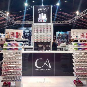 Creative Academy at Irish Beauty Show 2019