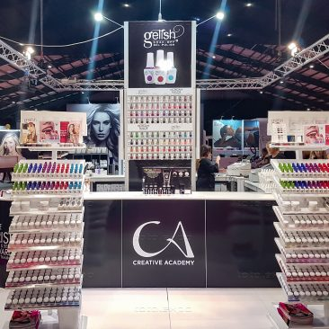 Creative Academy at Irish Beauty Show 2019